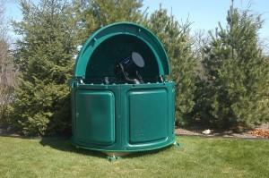 Len D. Backyard Observatory