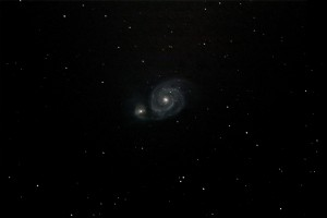M51 Whirlpool by Ken Cleveland
