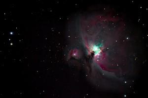 Orion Nebula by Ken Cleveland