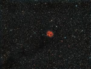 IC5146 Nebula by Chris Martel