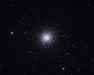 M13 Globular by Len DiPinto