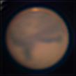 Mars by Matt O'Malley