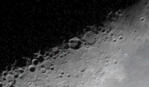Lunar X and V by Steve Bodine