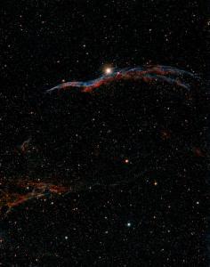 Veil Nebula mosaic by Chris Martel